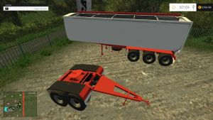 Roadwest dolly and trailer pack