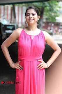 Actress Gayatri Rema Pictures in Pink Dress  0012.jpg