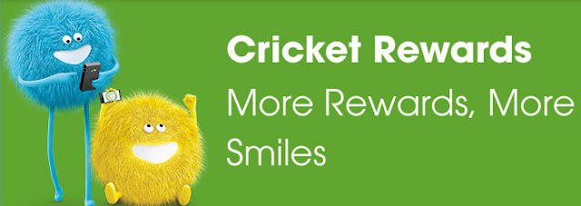 Cricket Rewards More Rewards, More Smiles