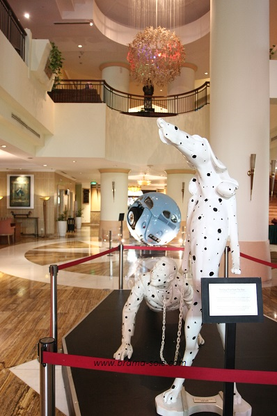 hotel dengan konsep gallery di Semarang