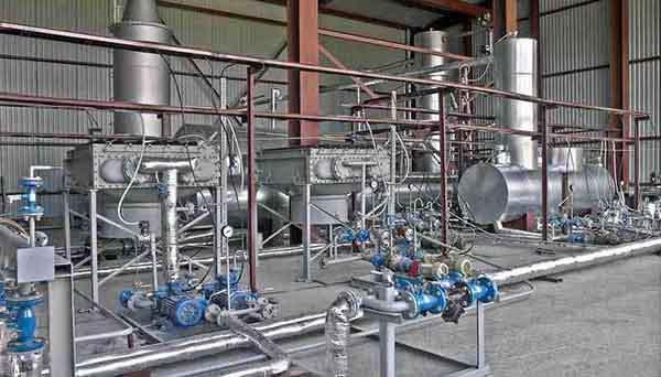 Zaria students build a working 1 Barrel per day Refinery