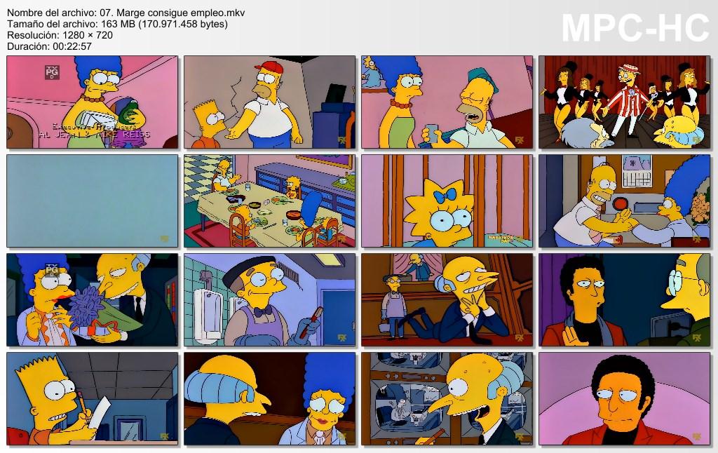 los simpsons temporada 25 latino 720p hd