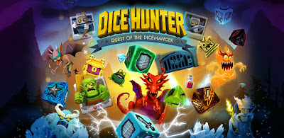 Dice Hunter (MOD, Unlimited Diamond) APK For Android