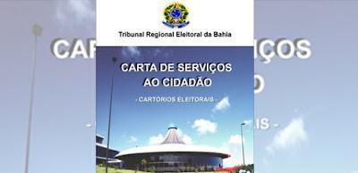 Postos do TRE nos SACs de Salvador terão horário de atendimento reduzido