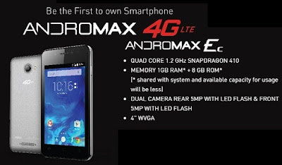 Download Stock ROM Andromax EC