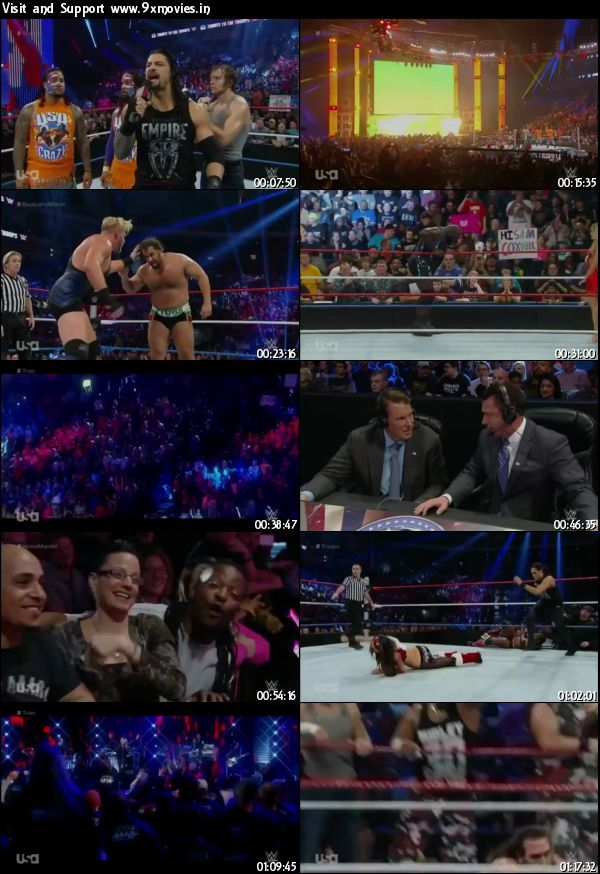 WWE Tribute to the Troops 23 Dec 2015 HDTV 480p