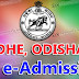 "DHE Odisha: +2 (Plus Two) e-Admission 2019 ""Second Selection"" Merit List and Cut-off Mark"