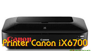 How to Reset Printer Canon Pixma iX6700 (Waste Ink Tank/Pad is Full)