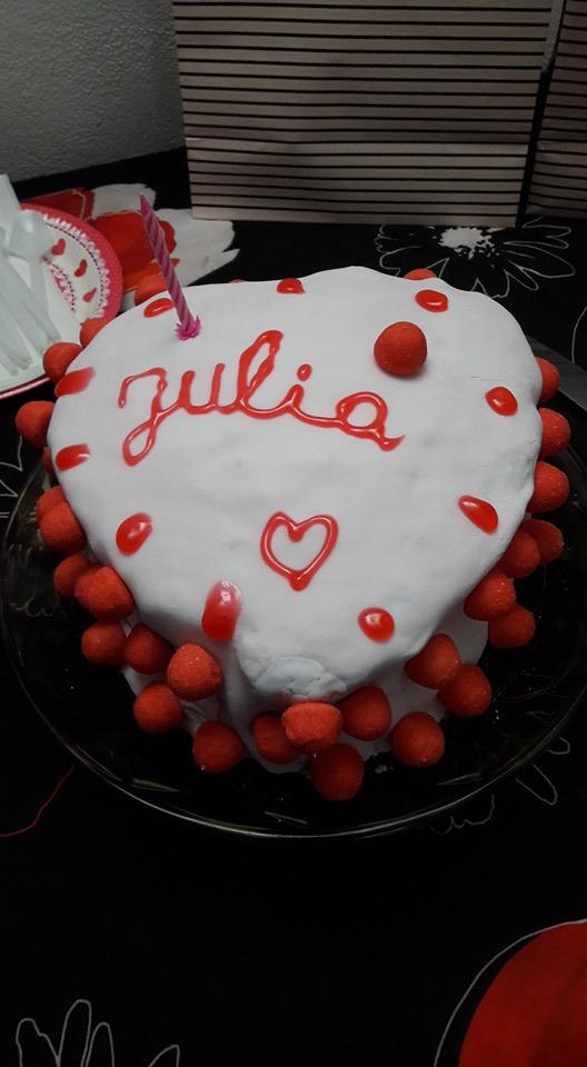 Am Stram Gram Anniversaire De Julia