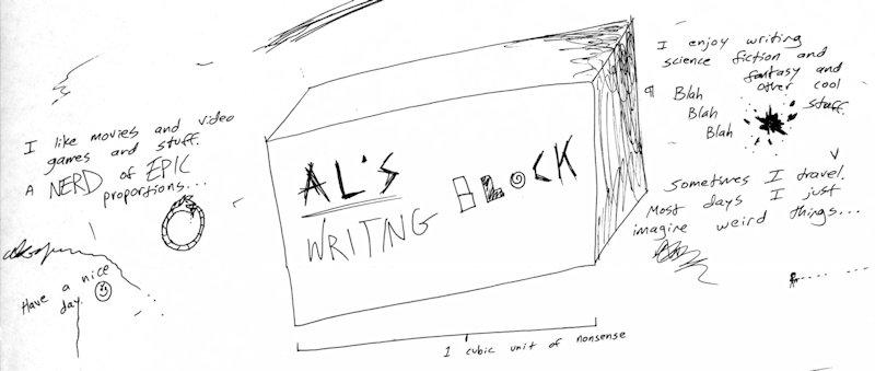 Al\u0027s Writing Block