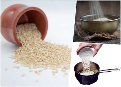 Cómo hacer pegamento con arroz para manualidades