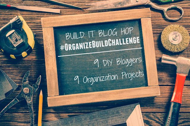 Organize build challenge, MyLove2Create Video Game Storage