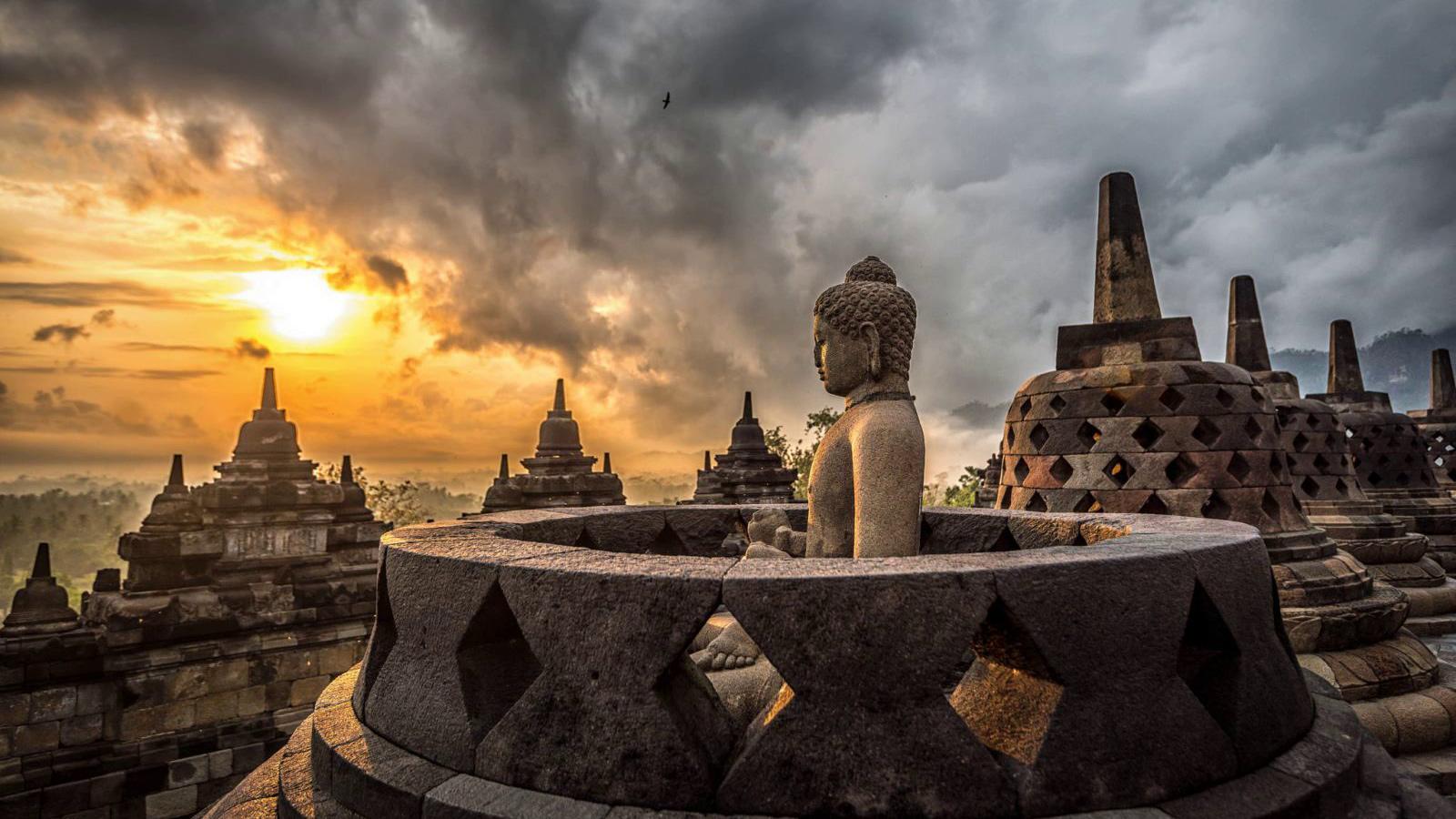 Wisata Candi Borobudur Magelang Jawa Tengah Duaistanto Journey