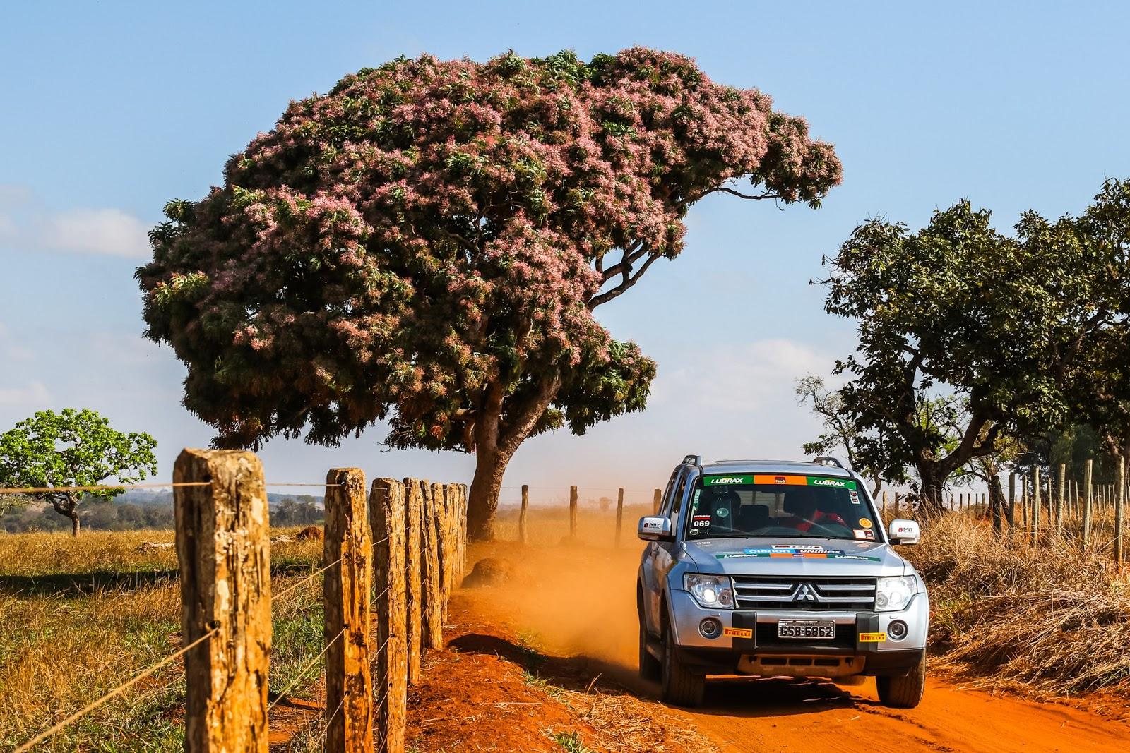 Mitsubishi abre Rally dos Sertões 2018 rumo a Fortaleza d84ec9e1cae67