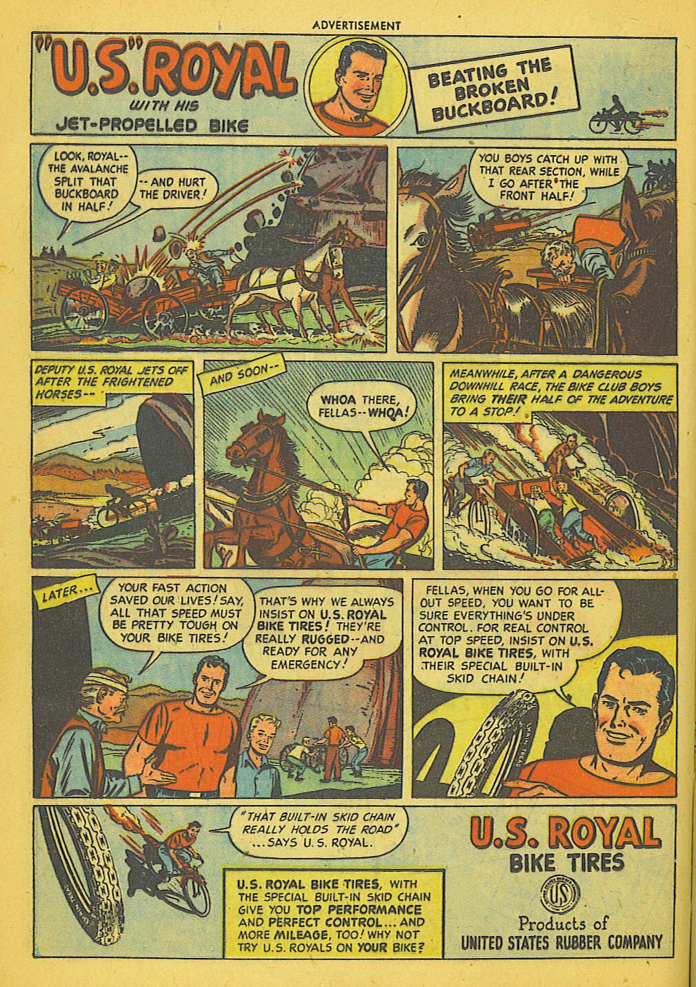 Read online Adventure Comics (1938) comic -  Issue #153 - 23