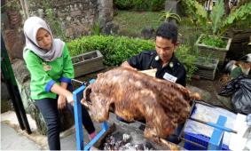 jasa Bakar Kambing Guling di Bandung