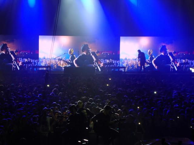 Fall Out Boy Heineken Music Hall 20 Oktober