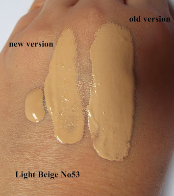 bourjois light beige 53