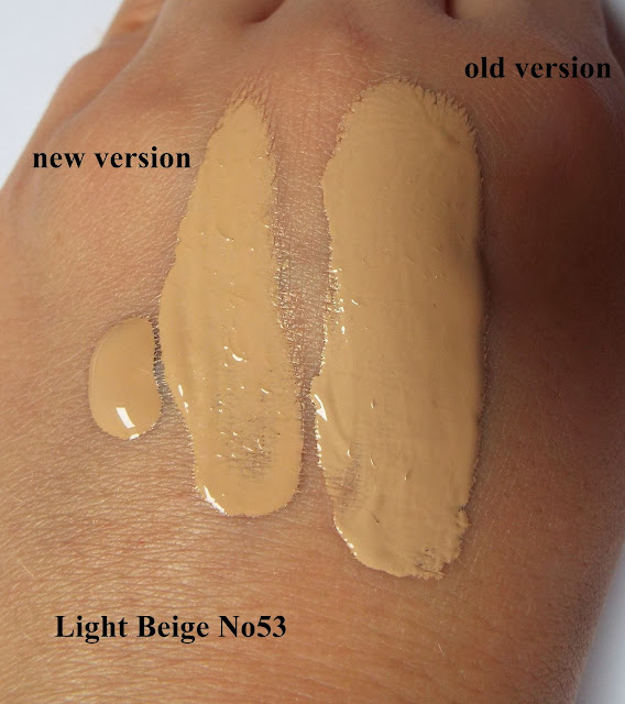 bourjois light beige 53