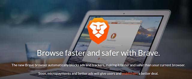 Brave - O browser que quer te pagar