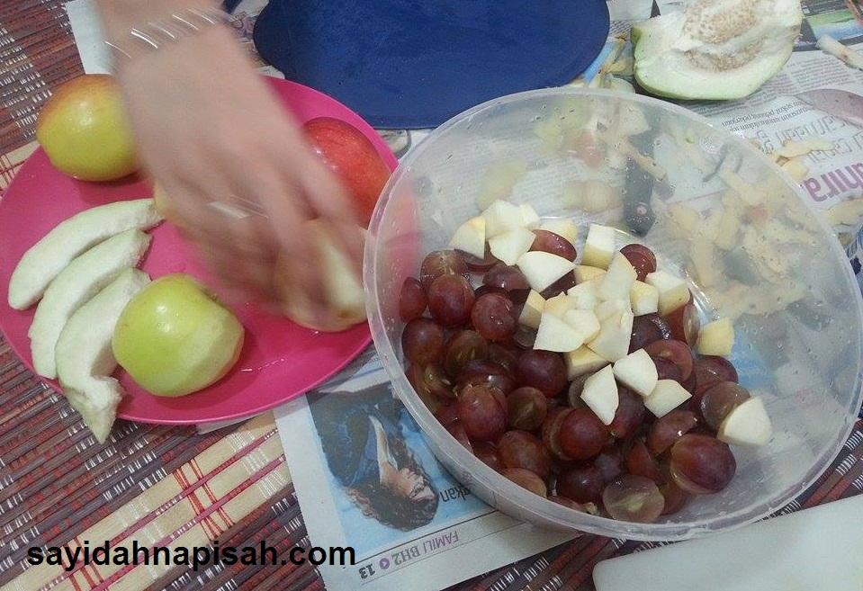 Resep Salad Ala Pizza Hut (Sehat & Halal)