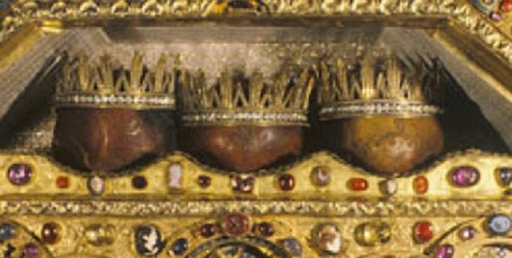 Στο Άγιο Όρος φυλάσσονται τα τρία δώρα των Μάγων του Ιησού