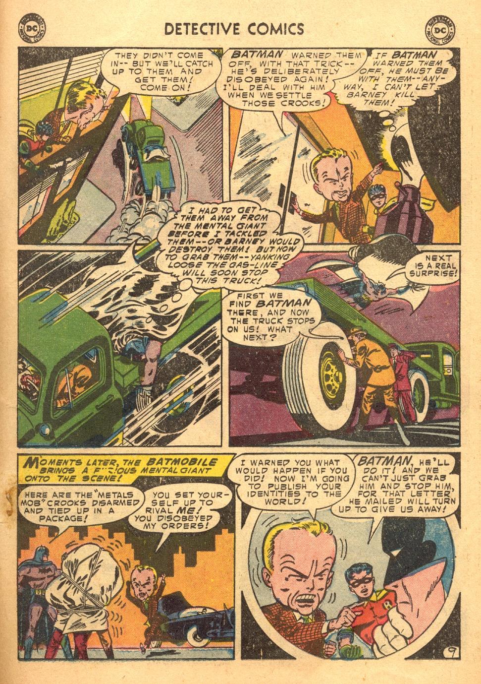 Detective Comics (1937) 217 Page 10
