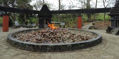Wisata Bojonegoro - Kayangan Api di Sendangharjo