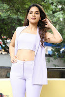 Tanya Hope in Crop top and Trousers Beautiful Pics at her Interview 13 7 2017 ~  Exclusive Celebrities Galleries 059.JPG