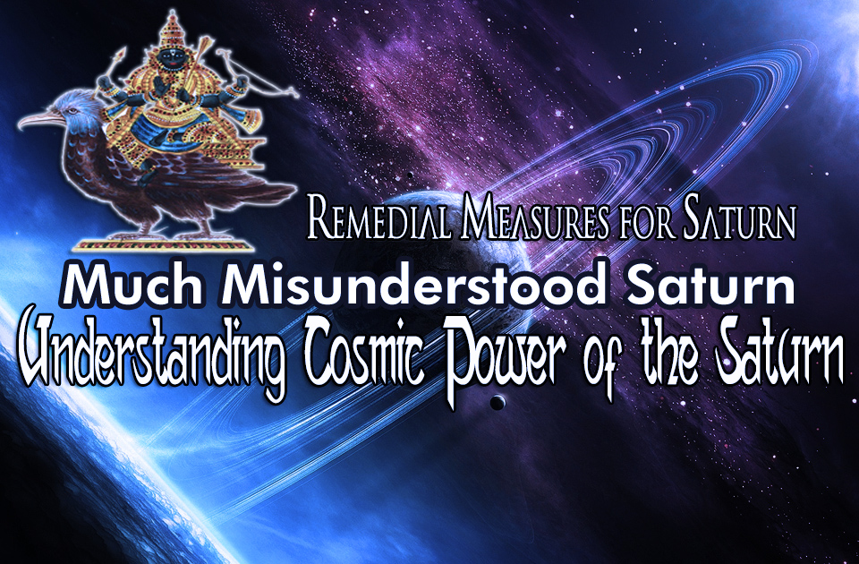 Understanding Saturn Part 1- Sadesati and Therapeutic