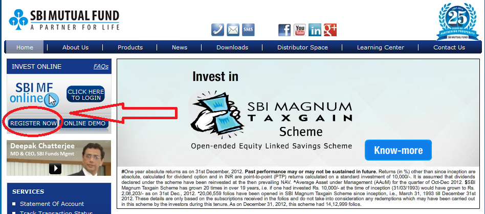 how to change sbi mutual fund user id