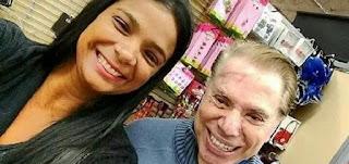 Três anos após tirar tumor, Silvio Santos volta a ter câncer de pele