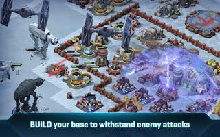 Download Game MOD Star Wars Tm : Commander Apk Mod Damage/Health Terbaru 2017 5