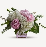 Teleflora's Pretty in Peony - Valentine's Day 2015 Flowers