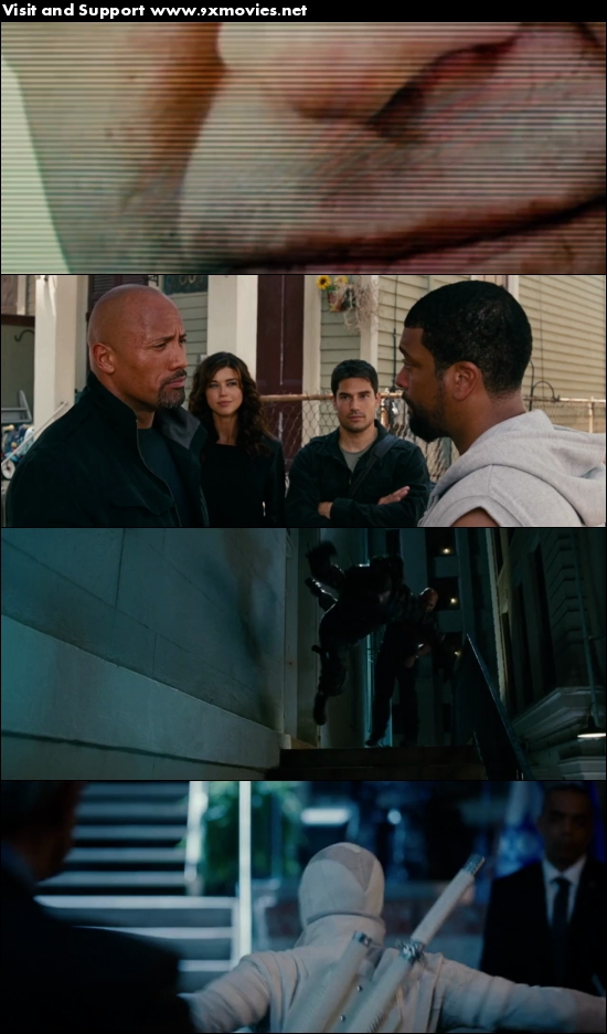 G.I. Joe - Retaliation 2013 Dual Audio Hindi
