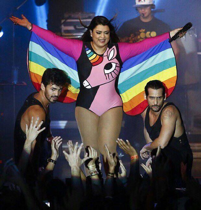 'O que se ganha em atacar o outro?', diz Preta Gil sobre a homofobia