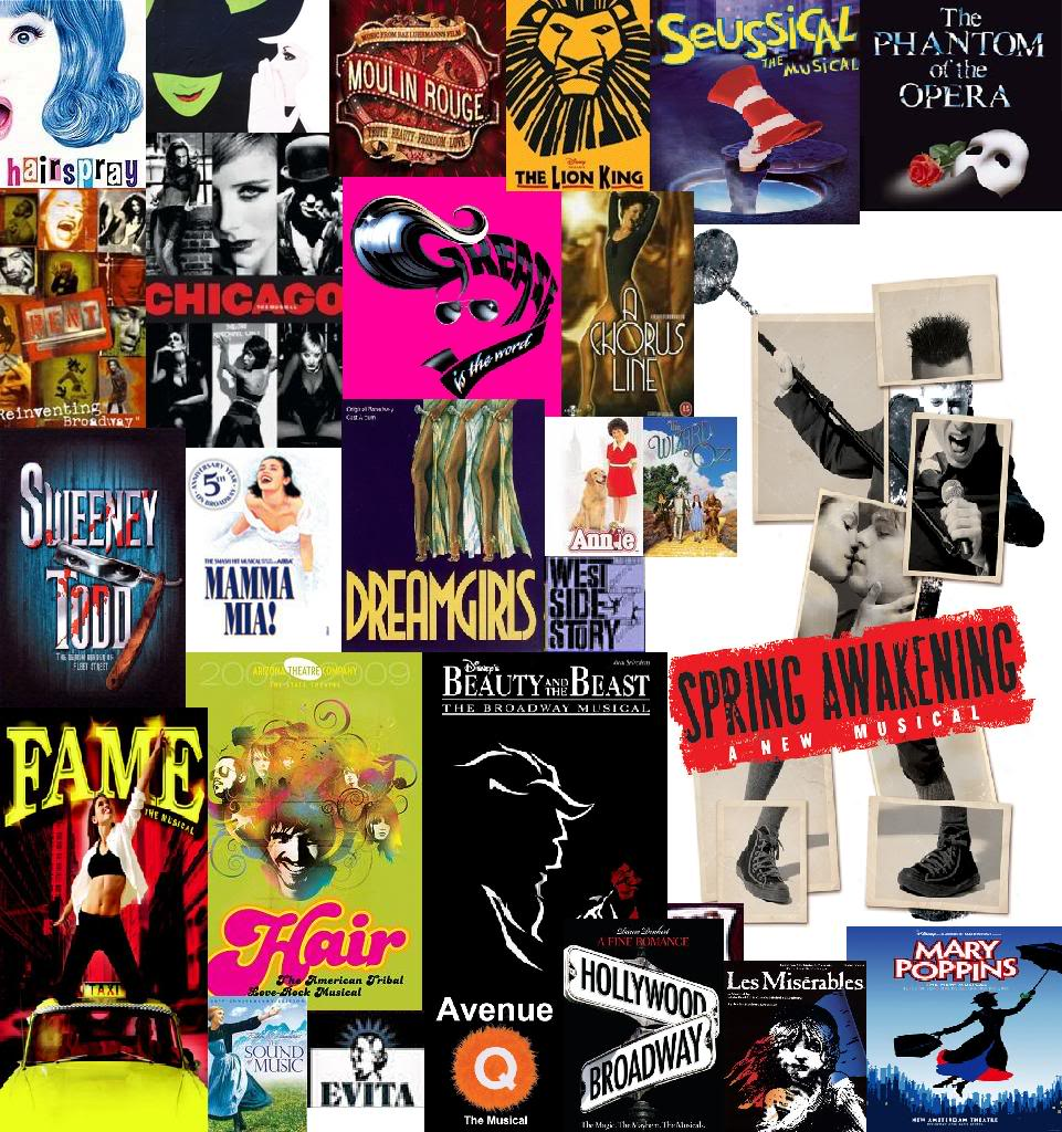 Image Result For Musicals
