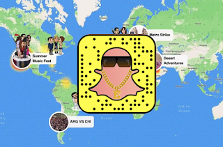 How To See Who Viewed Your Location On Snapchat