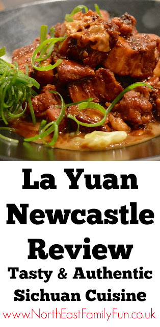 La Yuan Newcastle Menu Review | Tasty & Authentic Sichuan Cuisine - possibly the best Chinese restaurant in town