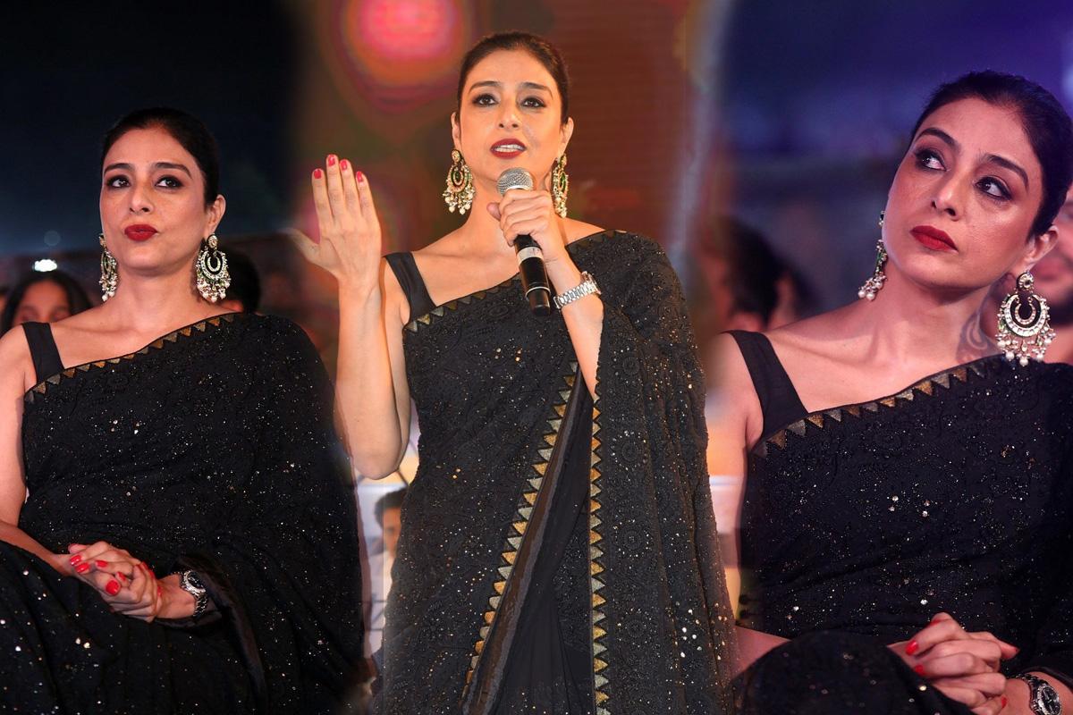Actress Tabu Stills at Ala Vaikuntapuramlo Movie Musical Concert