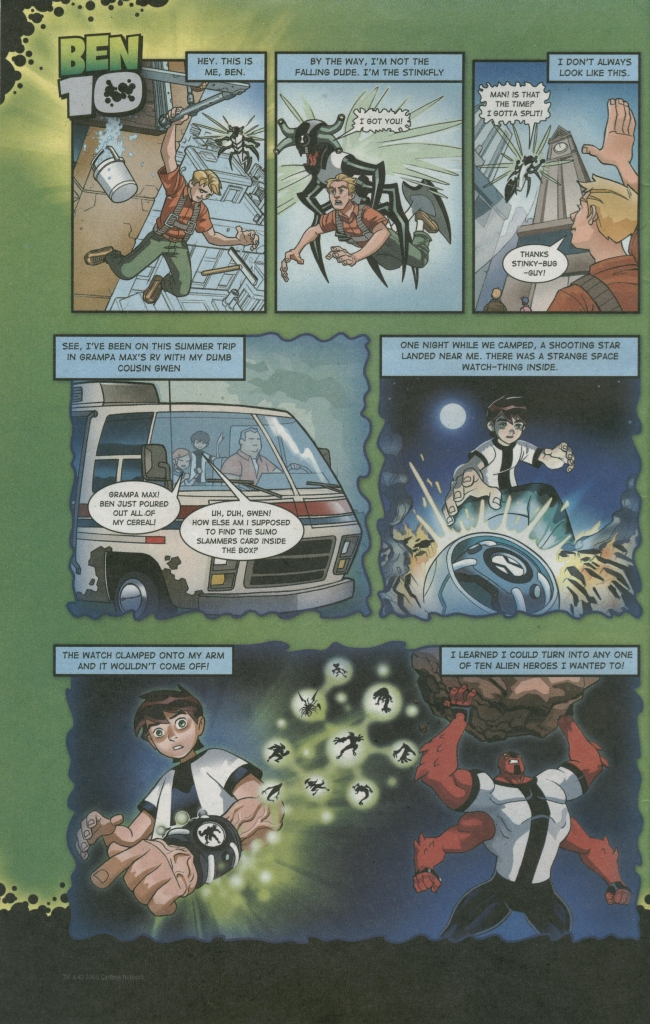 Read online Sonic The Hedgehog comic -  Issue #158 - 18