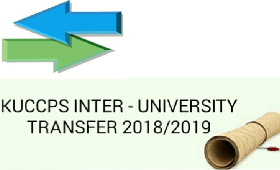 Inter - college transfers