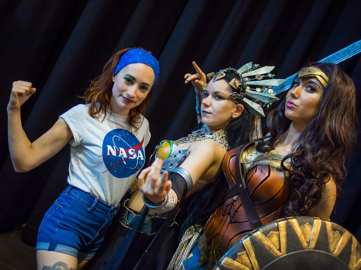 Earth-chan, wonder woman, akasha