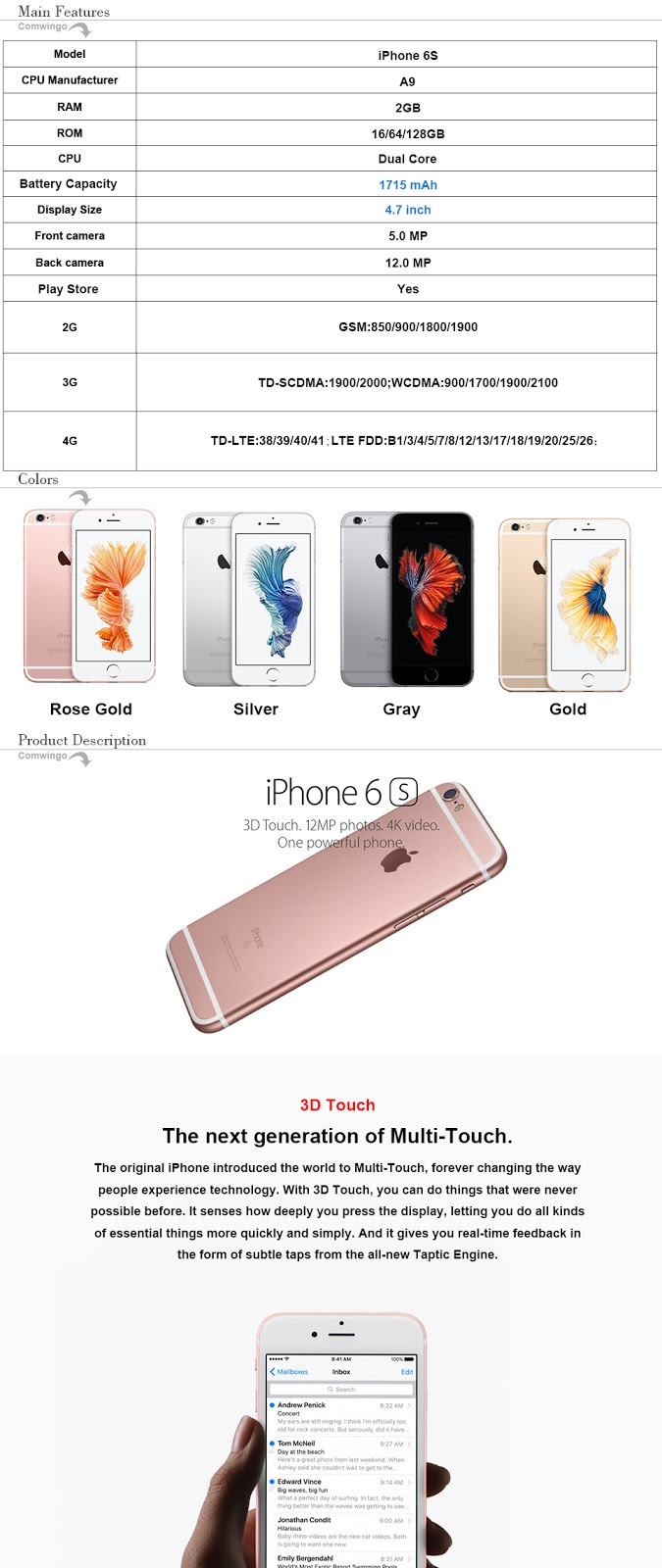 """Review of Iphone 6s """"CHEAP PRICE"""""""