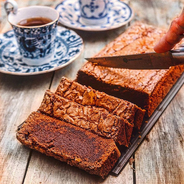 Molten Nutella Brownies