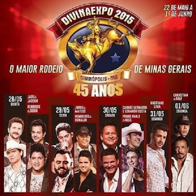 Divinaexpo 2015 shows