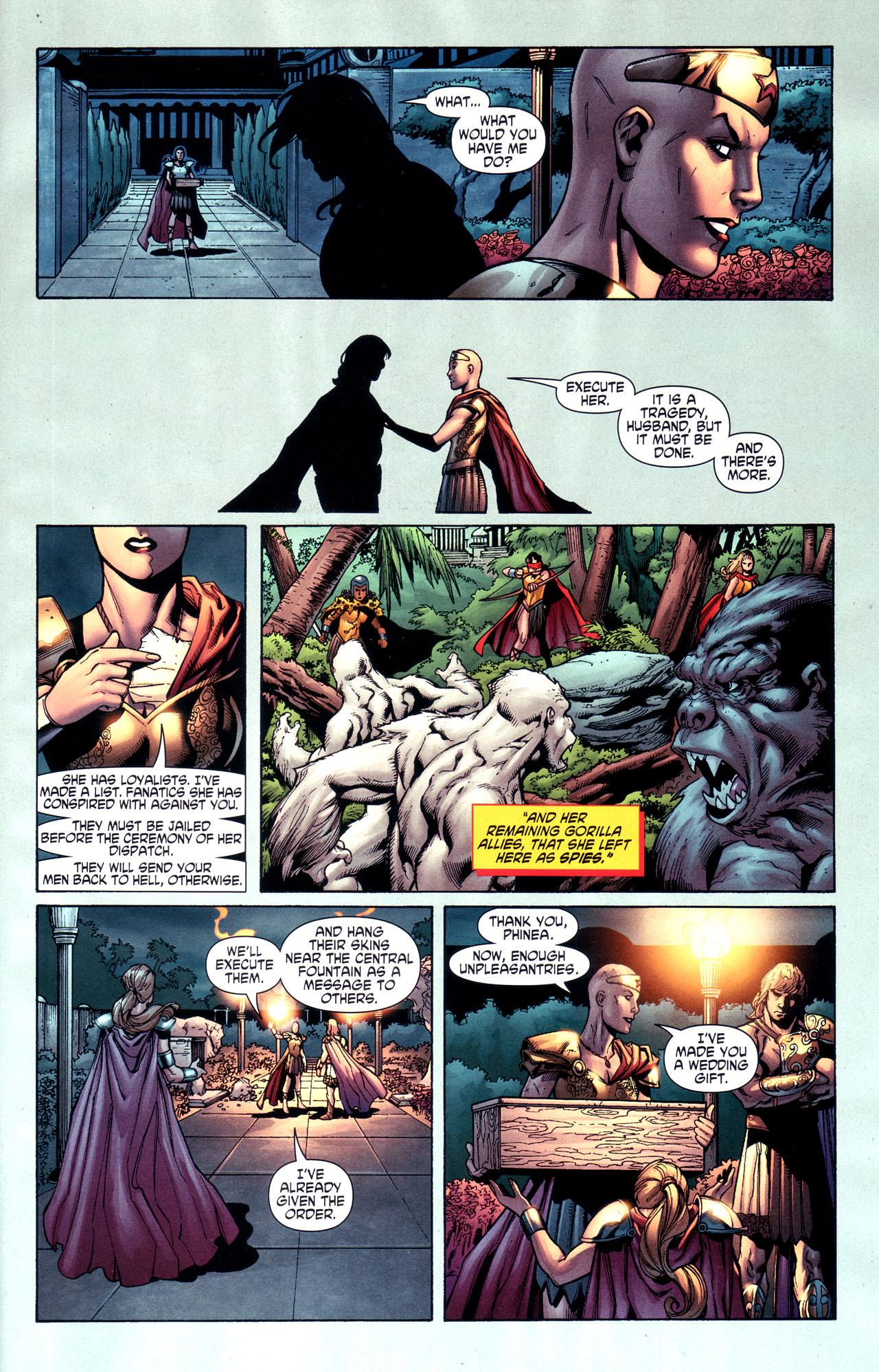 Read online Wonder Woman (2006) comic -  Issue #38 - 8