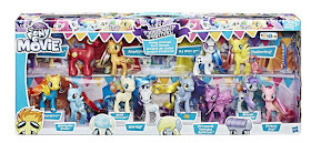 My Little Pony the Movie Friendship Festival Party Friends Collection Pack