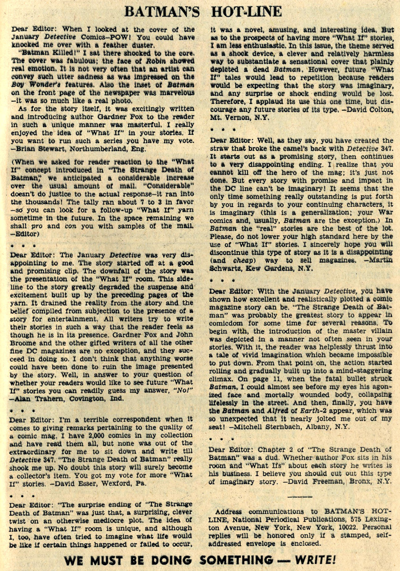Detective Comics (1937) 351 Page 32