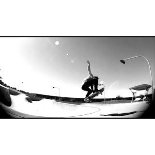 Mark Jansen Skateboarding Adelaide Bowl